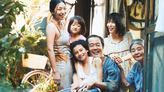 Shoplifters review indonesia
