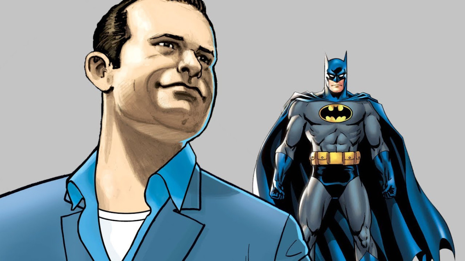 bill finger batman