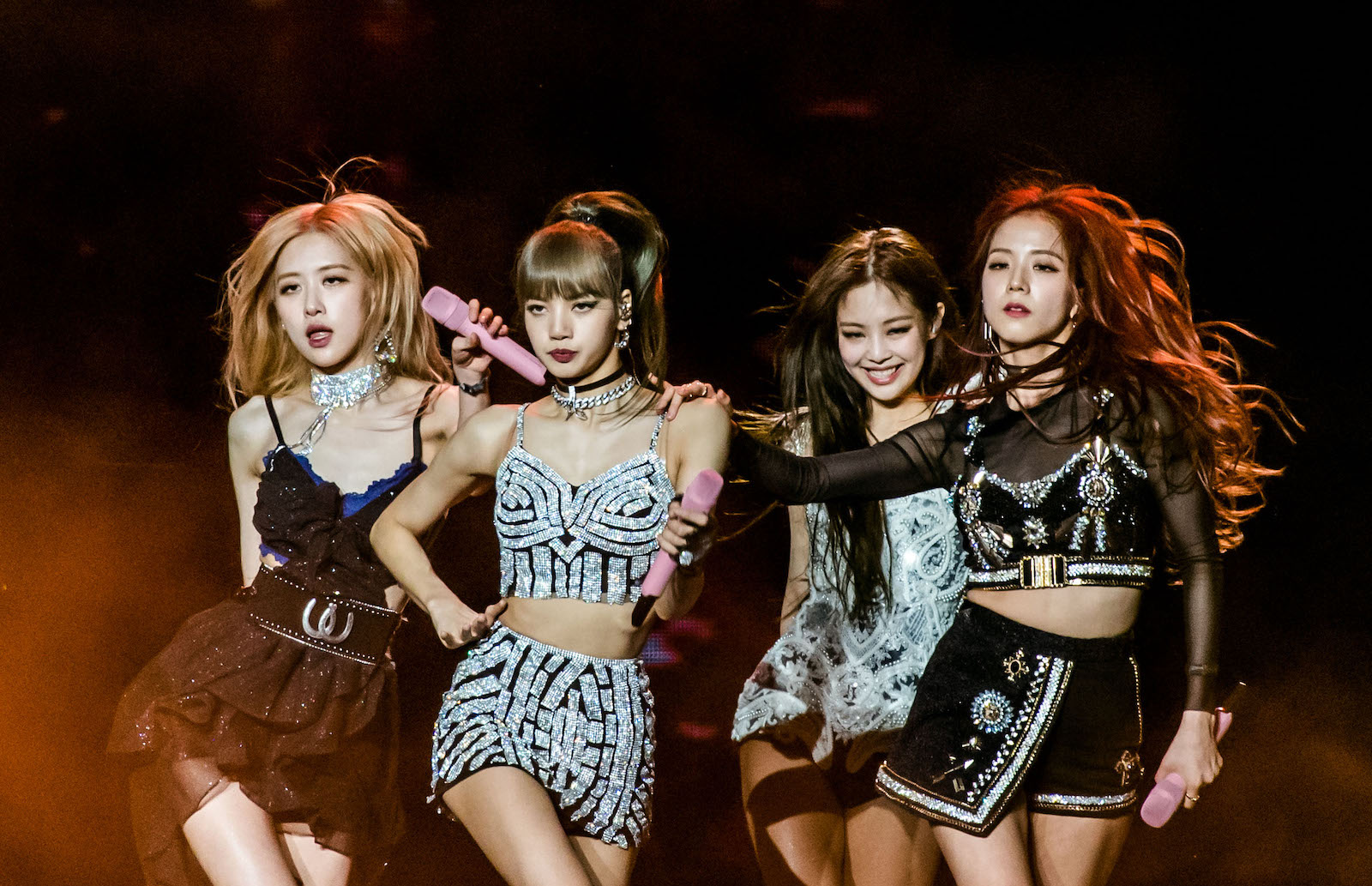 blackpink coachella