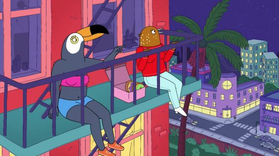 tuca & bertie review