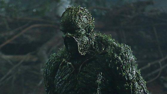 swamp thing review