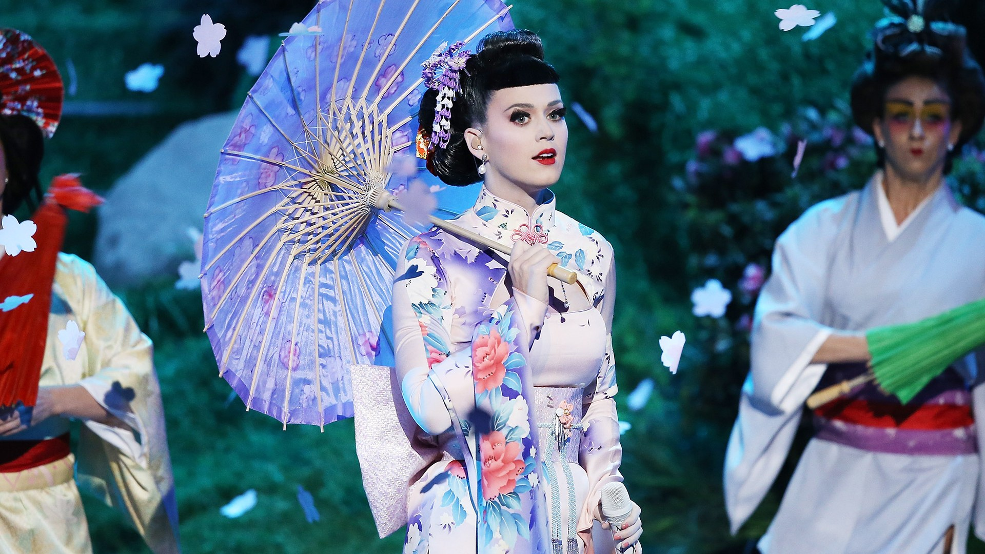 katy perry cultural appropriation