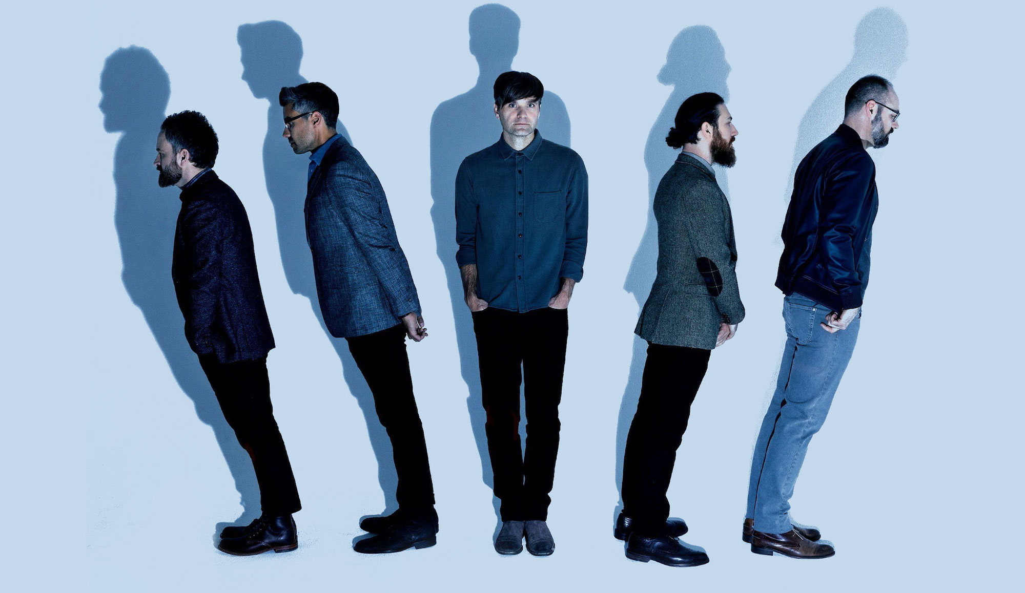 Death Cab for Cutie Blue EP Album Review