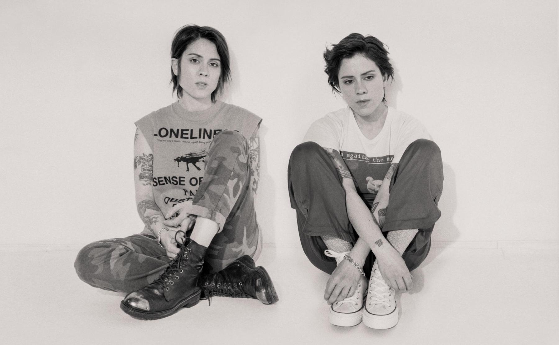 Tegan and Sara: Hey, I'm Just Like You Album Review