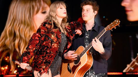 Taylor Swift – Lover (Remix) feat. Shawn Mendes Single Review