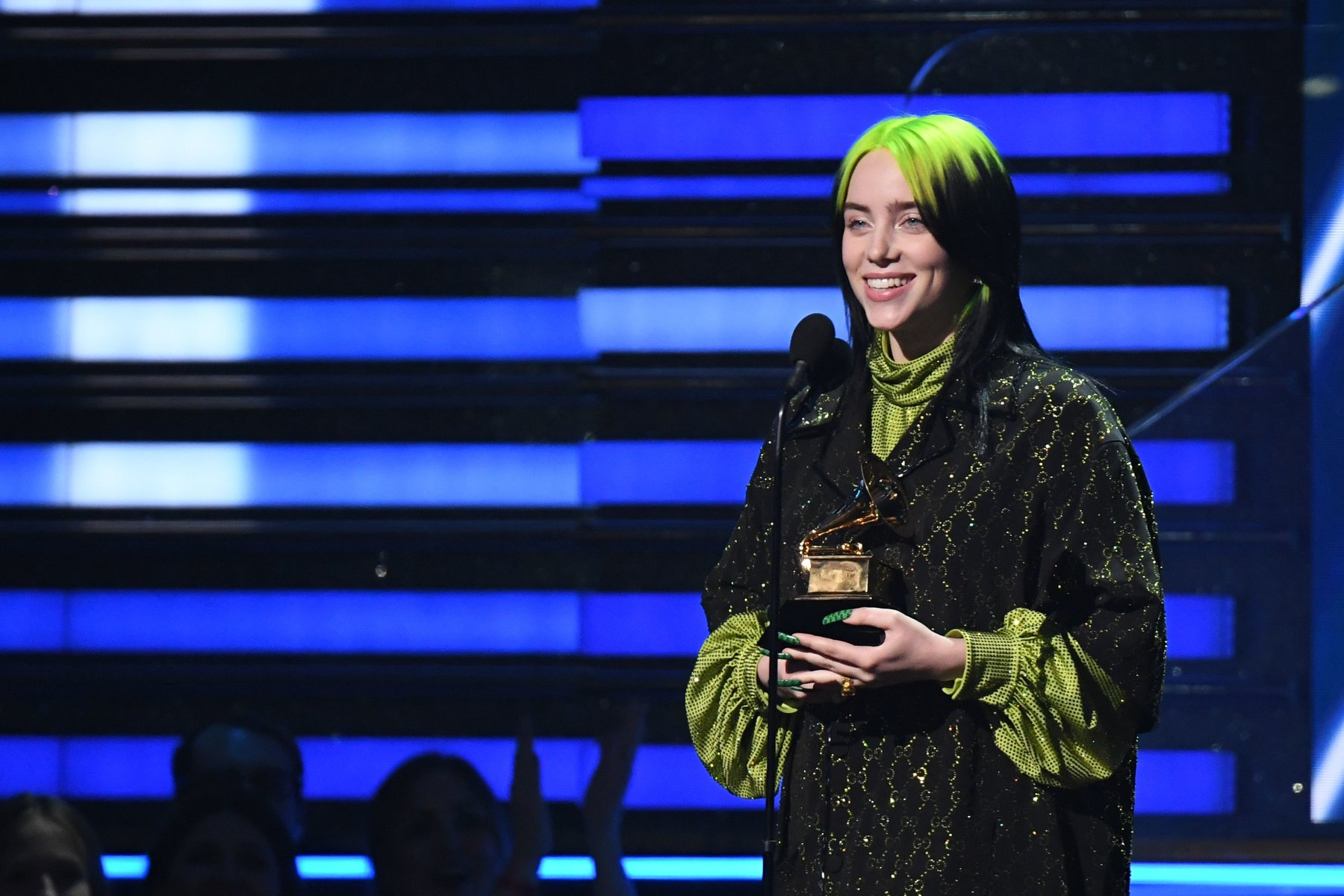 billie eilish grammy awards 2020