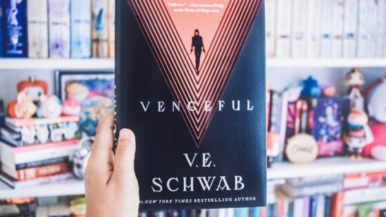 Vengeful Book Review