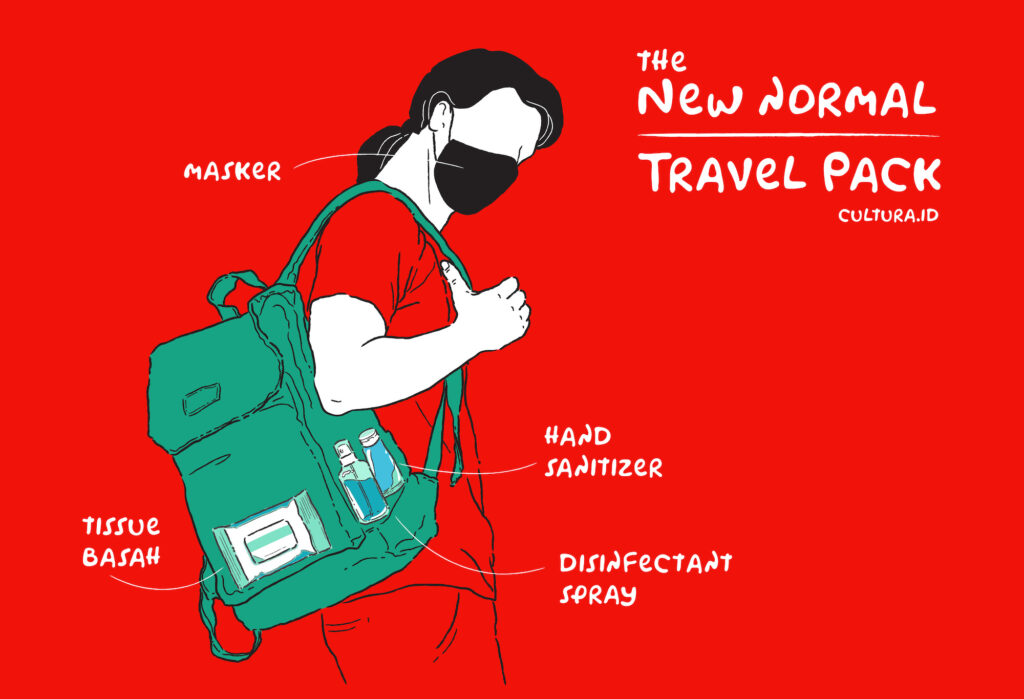 new normal travel pack
