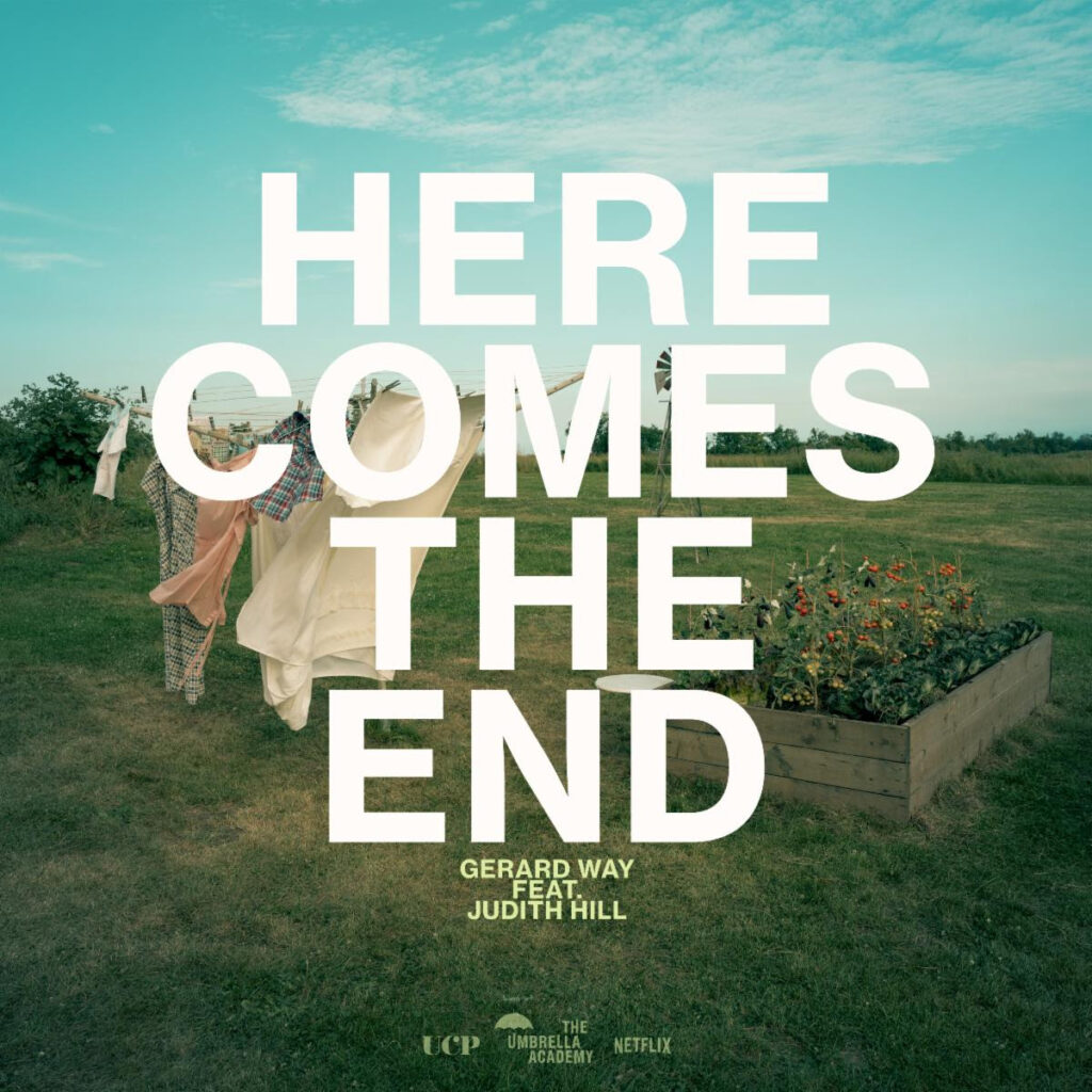 Gerard Way feat. Judith Hill: Here Comes the End