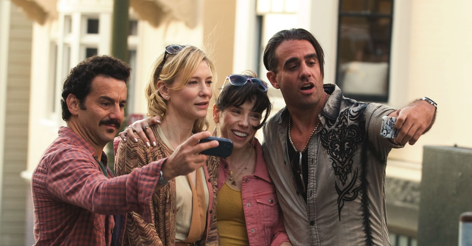 Blue Jasmine Review