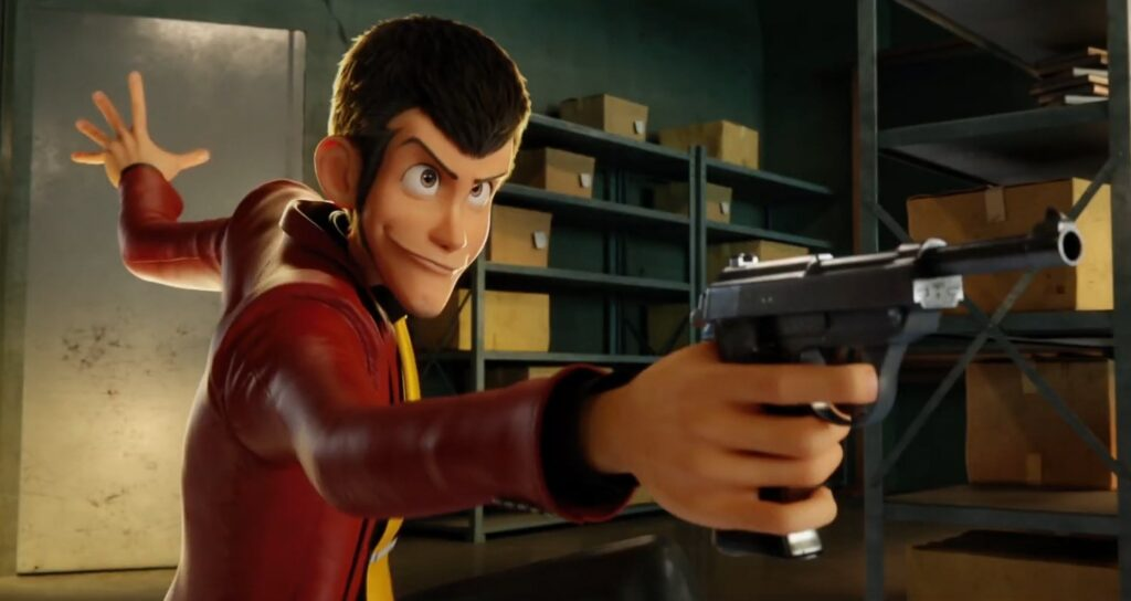 Lupin III: The First Review
