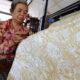 Pembuatan Batik Tulis di Lingkungan Keraton Yogyakarta