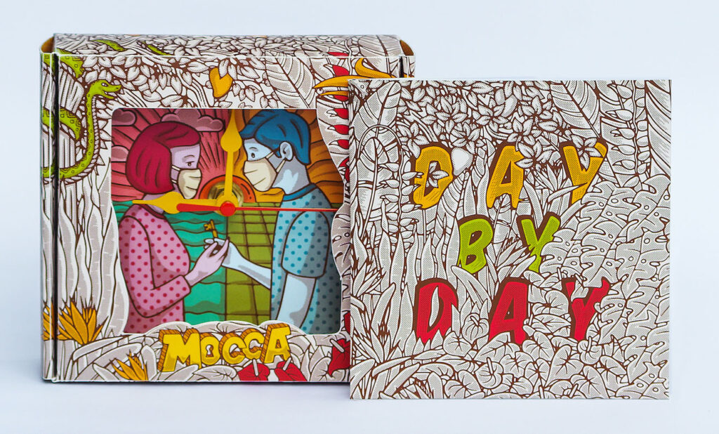 Mocca Day by Day