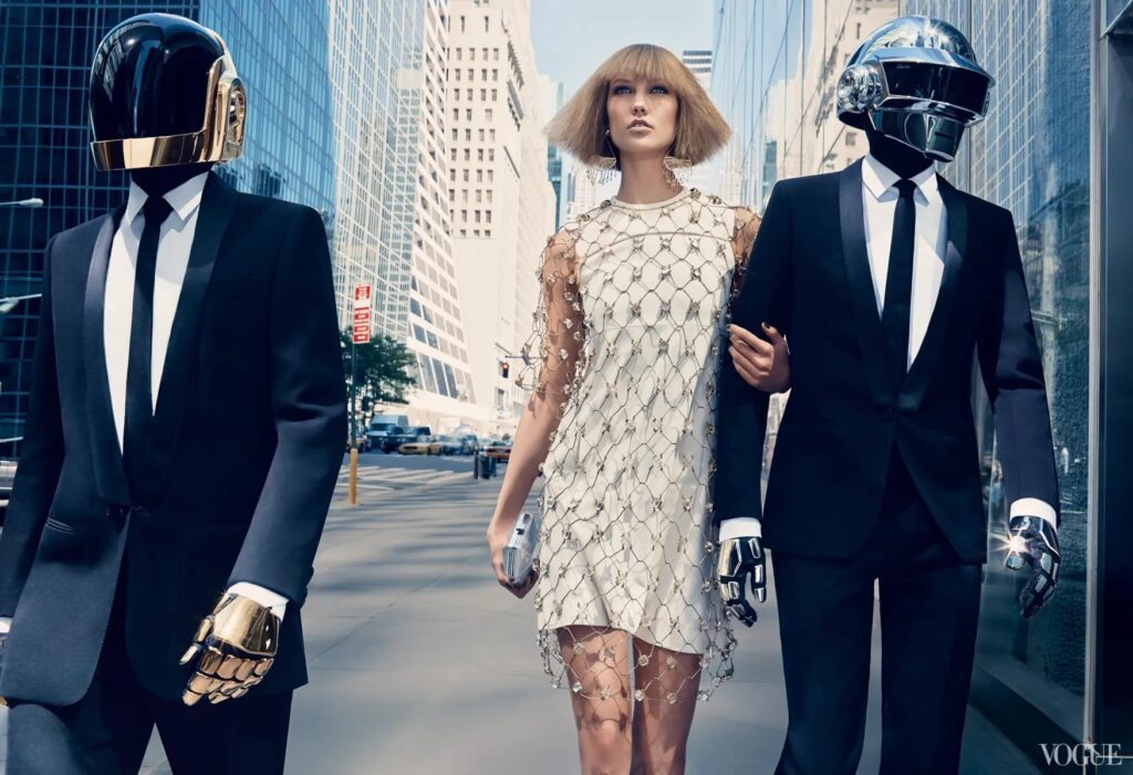 Daft Punk Vogue